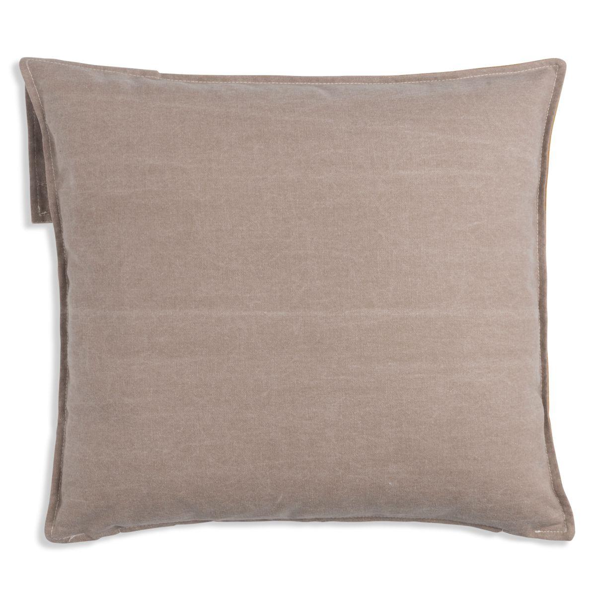 luc cushion anthracite 50x50