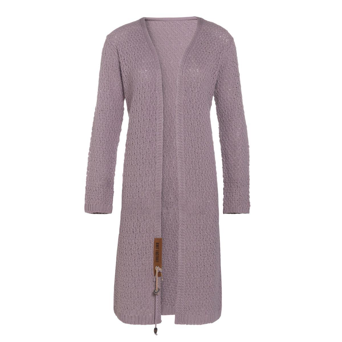 knit factory 1336334 luna vest 4042 mauve 1