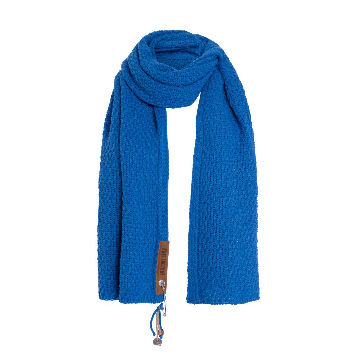 luna sjaal cobalt
