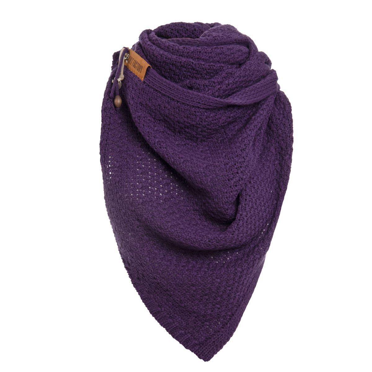 luna sjaal purple