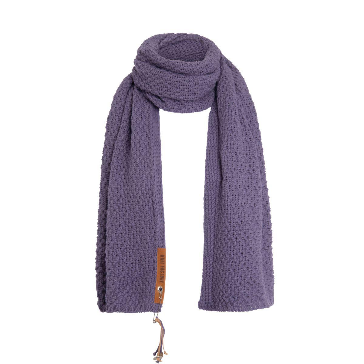 luna sjaal violet