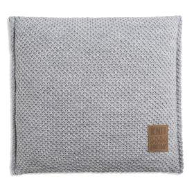 Lynn Cushion Light Grey - 50x50
