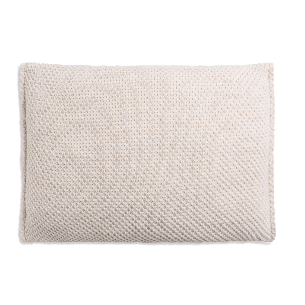 knit factory 1181312 kussen 60x40 lynn beige 2