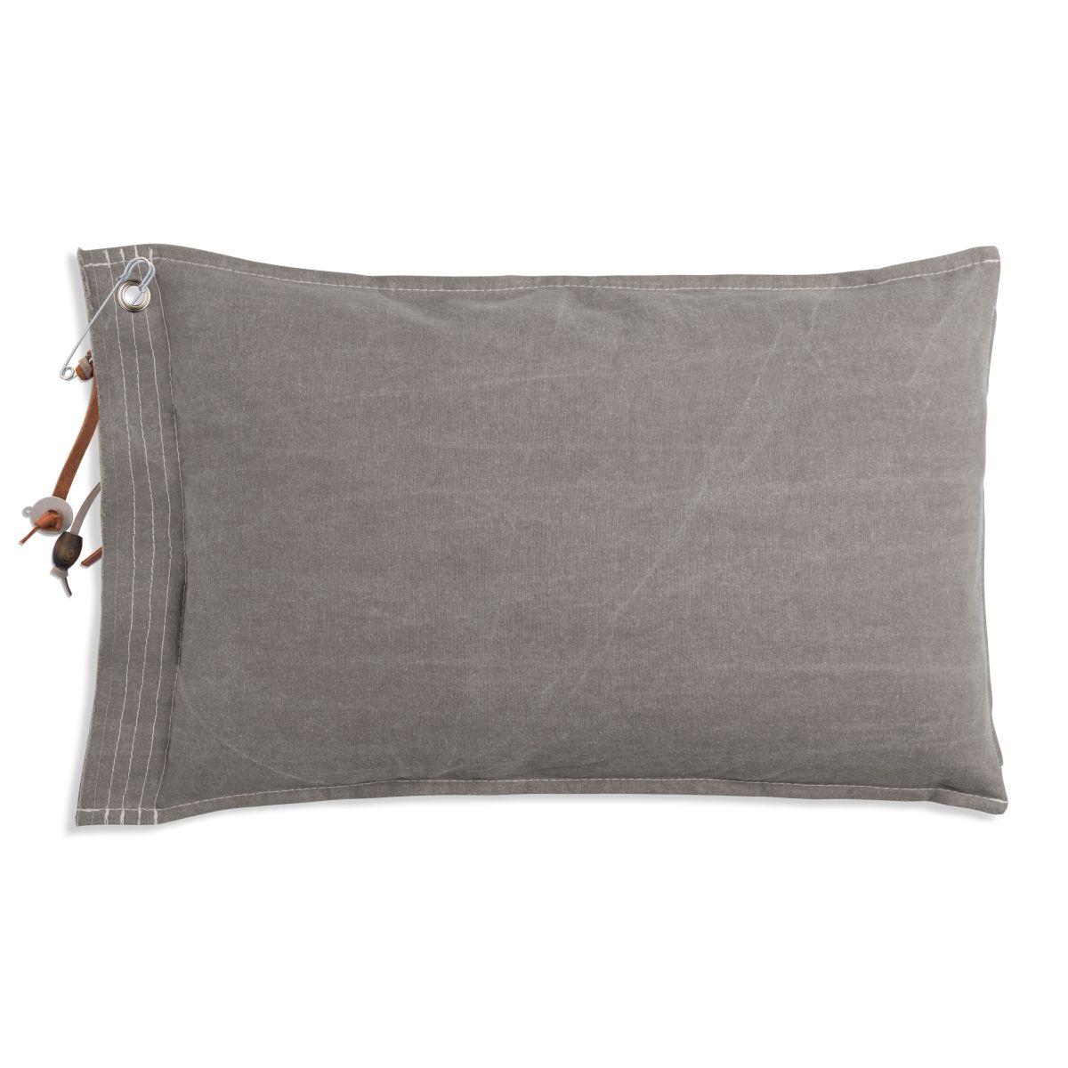 knit factory 1061309 mara kussen60x40 stone green 2