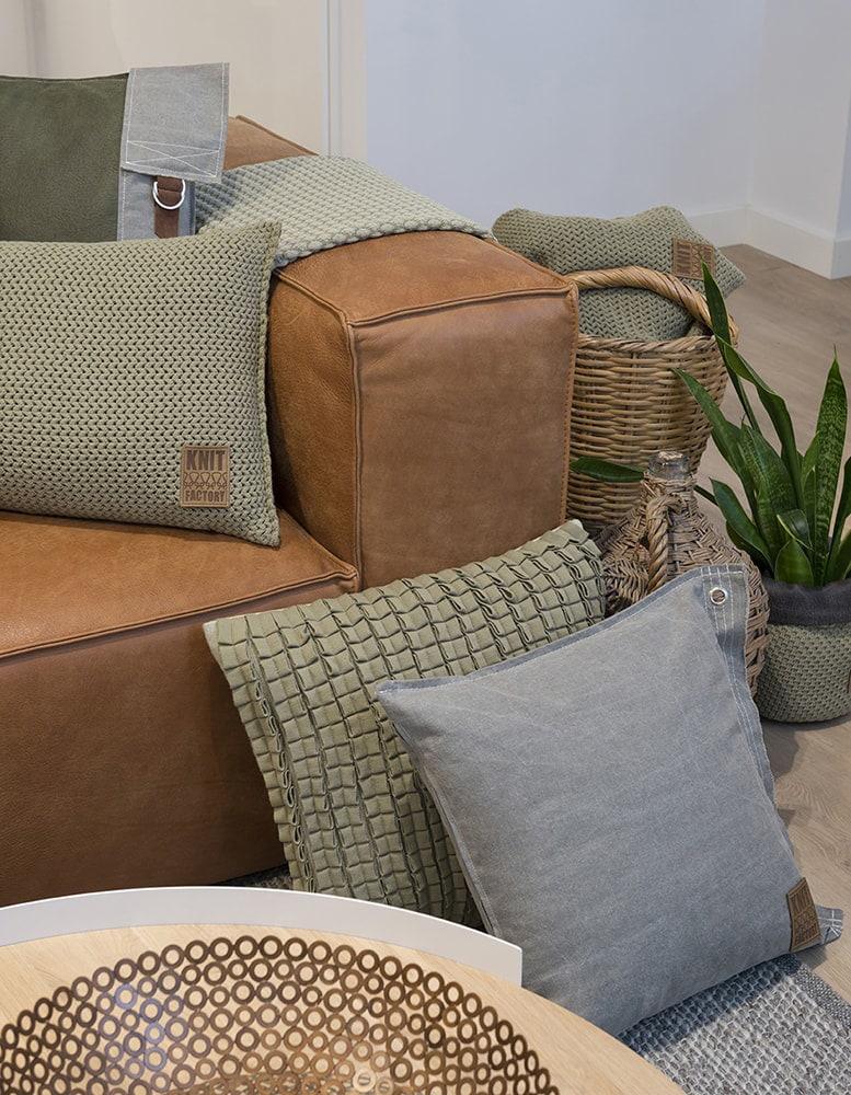 maxx cushion 60x40 olive