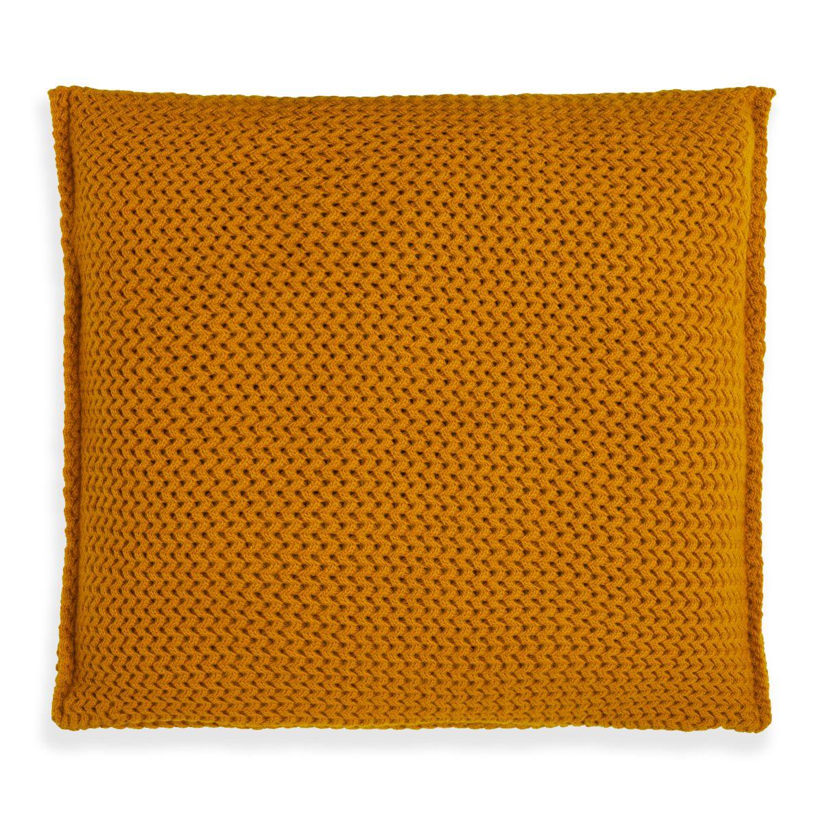 maxx cushion ochre 50x50