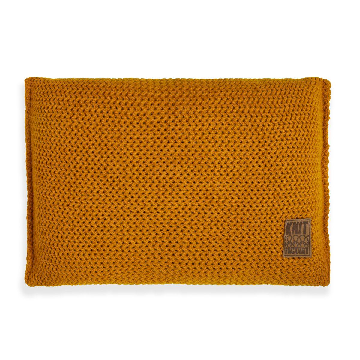 maxx cushion ochre 60x40