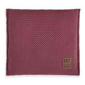 Maxx Cushion Stone Red - 50x50