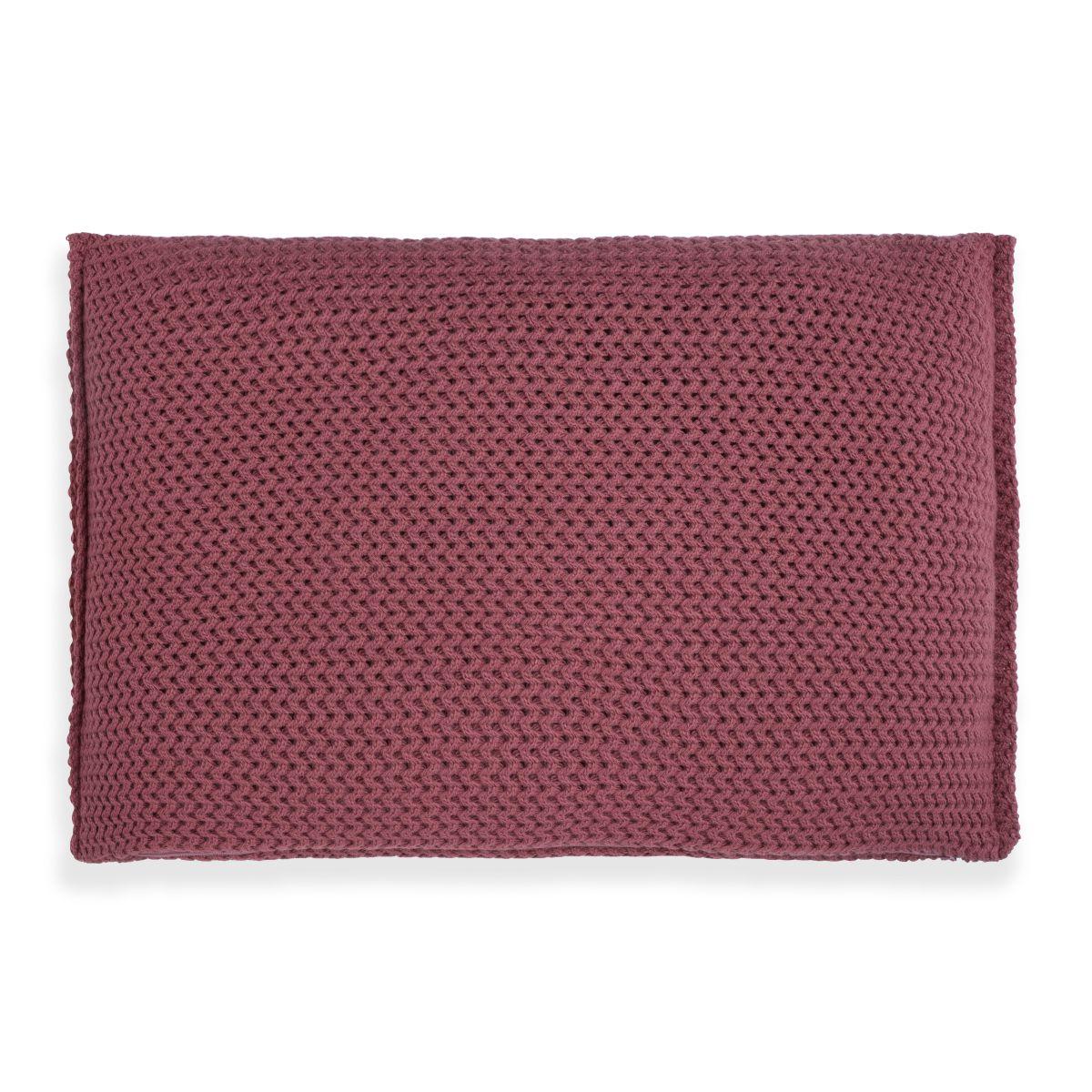 maxx cushion stone red 60x40