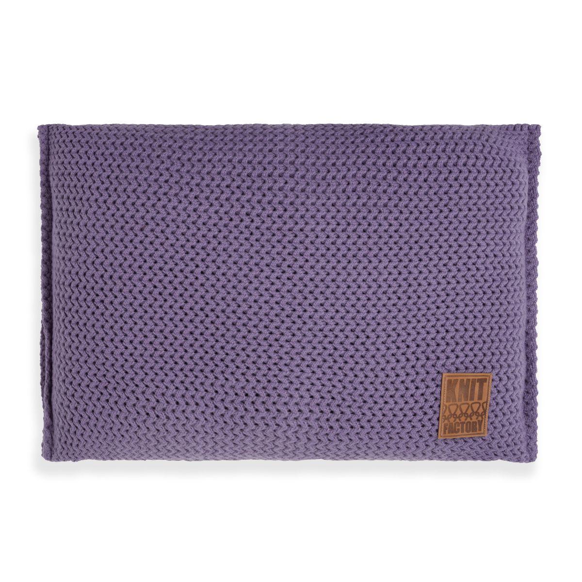 maxx kussen violet 60x40