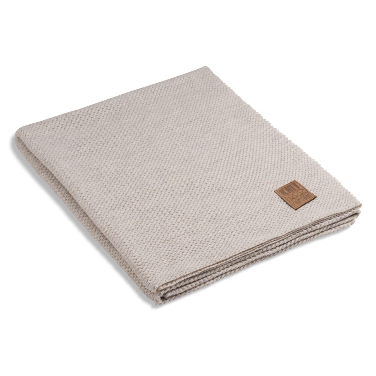 knit factory 1211112 plaid maxx beige