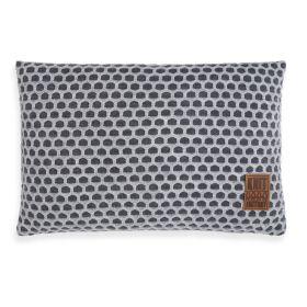 Mila Cushion Anthracite/Light Grey - 60x40