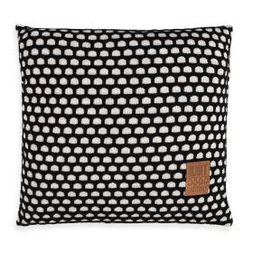 Mila Cushion Beige/Black- 50x50