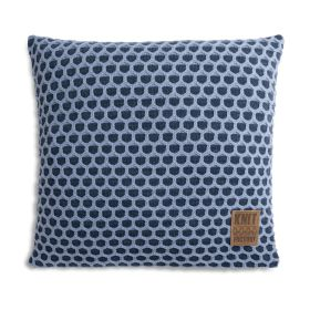 Mila Cushion Jeans/Indigo - 50x50
