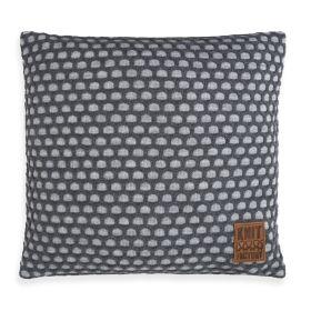Mila Cushion Light Grey/Anthracite - 50x50