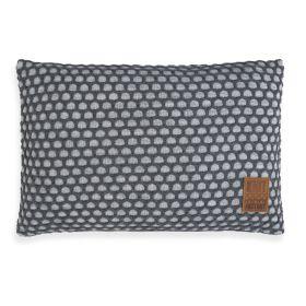 Mila Cushion Light Grey/Anthracite - 60x40