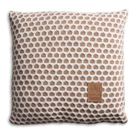 Mila Cushion Marron/Beige - 50x50