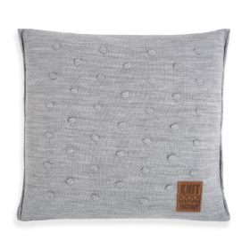 Noa Cushion Light Grey - 50x50