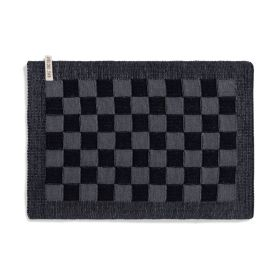 Placemat Block Black/Med Grey
