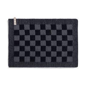 Placemat Block Black/Med Grey