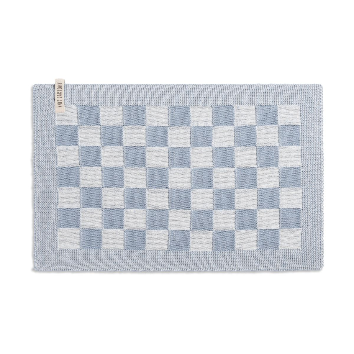 placemat block ecrulight grey