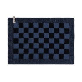 Placemat Block Zwart/Jeans
