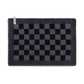 Placemat Block Zwart/Med Grey