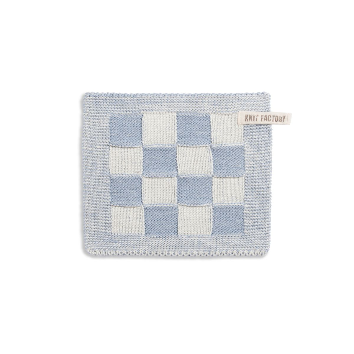 potholder block ecrulight grey