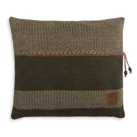 Roxx Cushion Green/Olive - 50x50