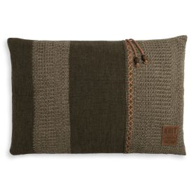 Roxx Cushion Green/Olive - 60x40