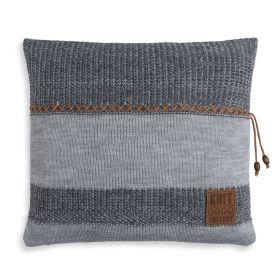 Roxx Cushion Light Grey/Anthracite - 50x50