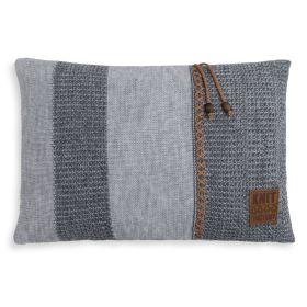 Roxx Cushion Light Grey/Anthracite - 60x40