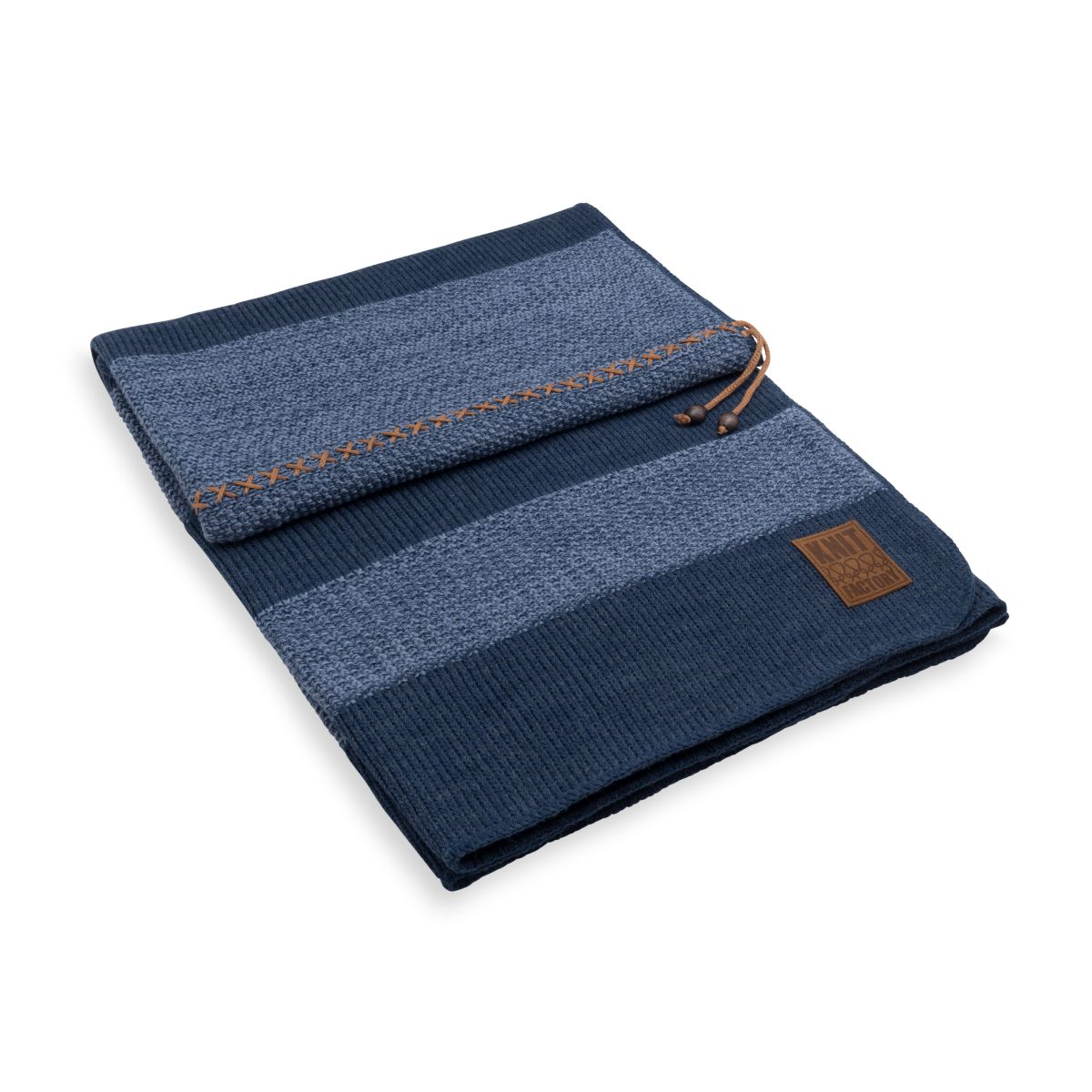 knit factory 1311154 roxx plaid jeans indigo 1