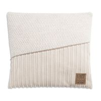 Sam Cushion 50x50 Beige/Beige