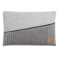 Sam Cushion 60x40 Light Grey/Light Grey