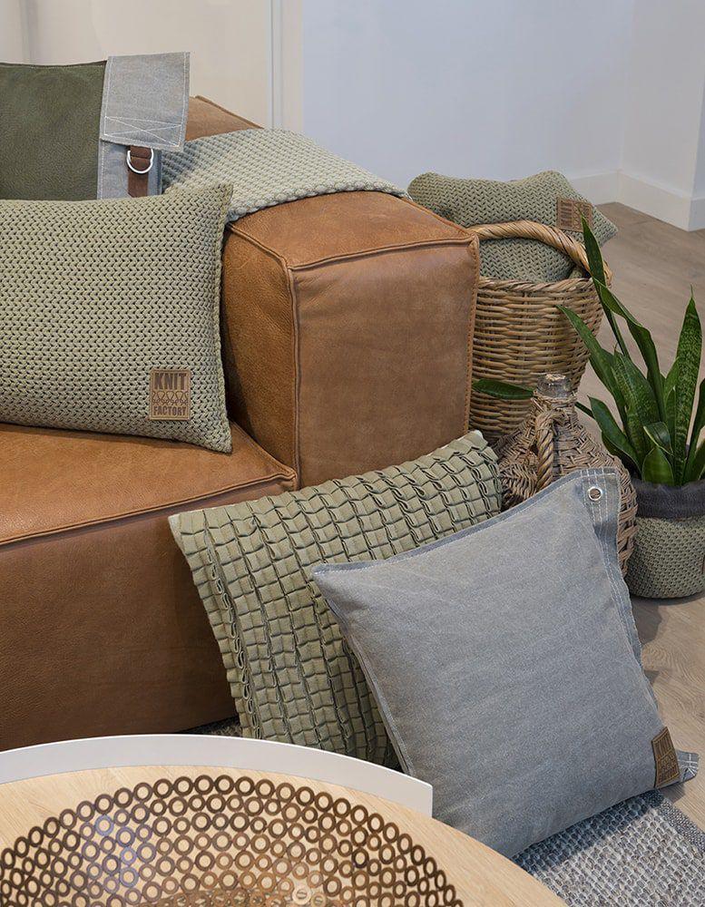 sara cushion 50x50 oliveseda