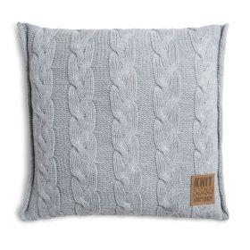 Sasha Cushion Light Grey - 50x50