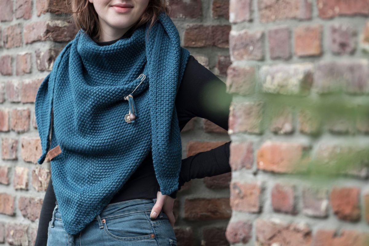knit factory 1982008 sierspeld petrol 2