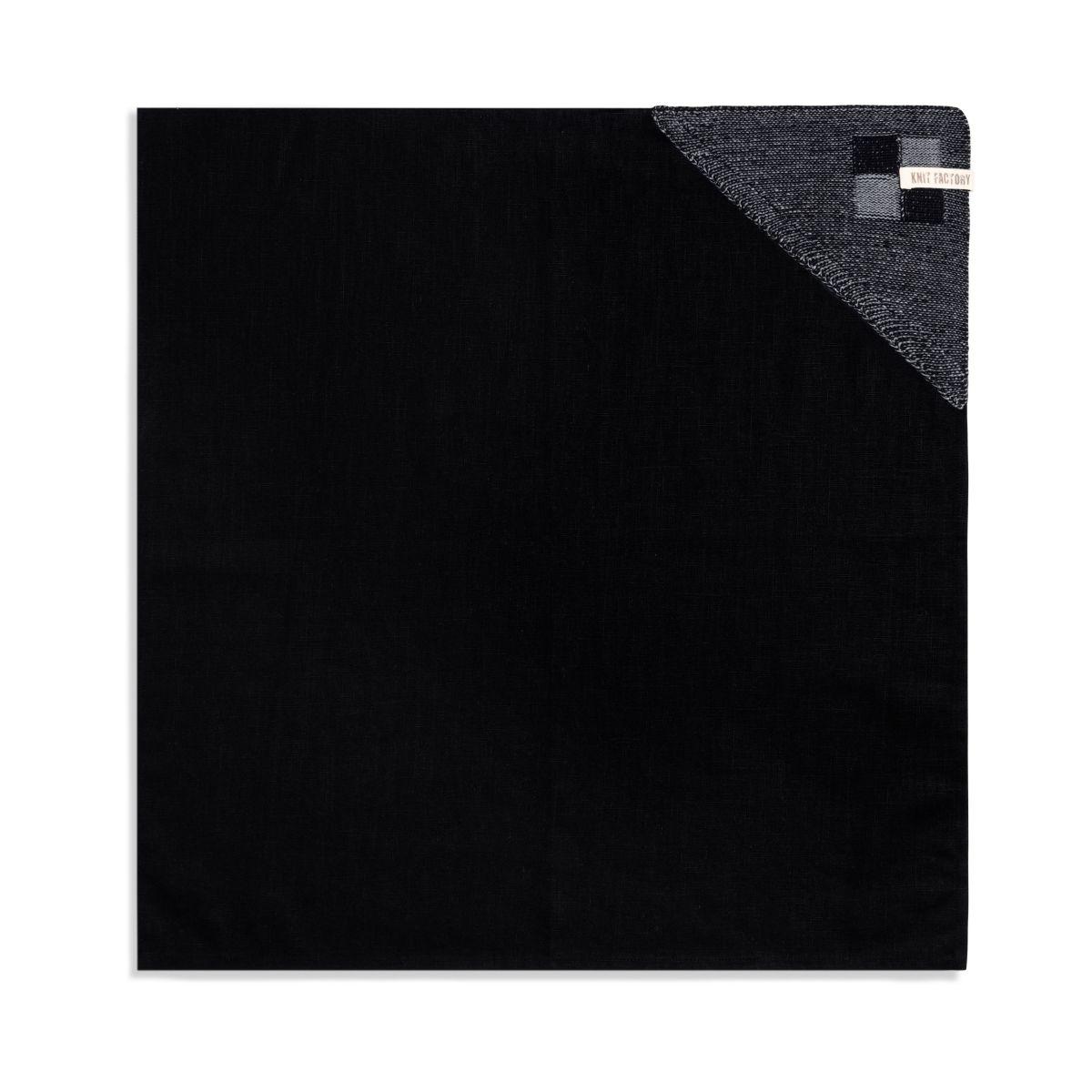 teatowel block blackmed grey