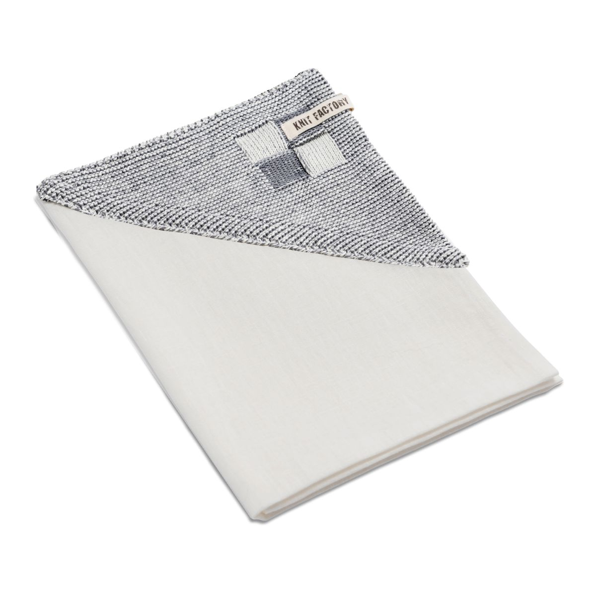 teatowel block ecrumed grey