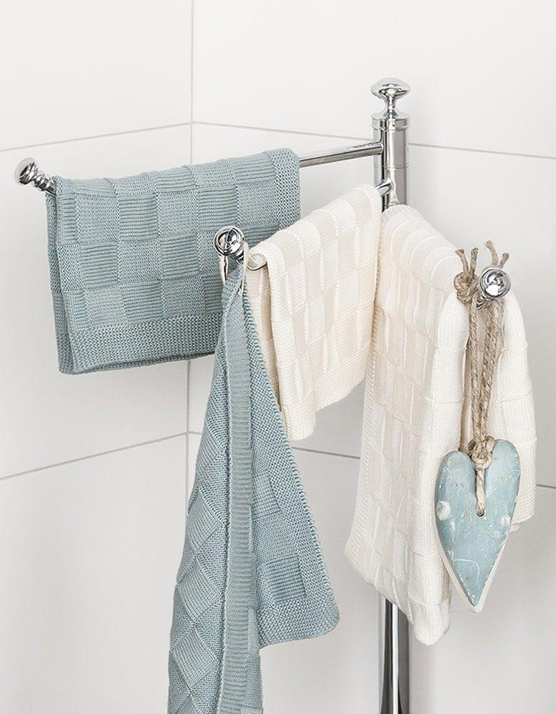 towel 60x110 cm anthracite