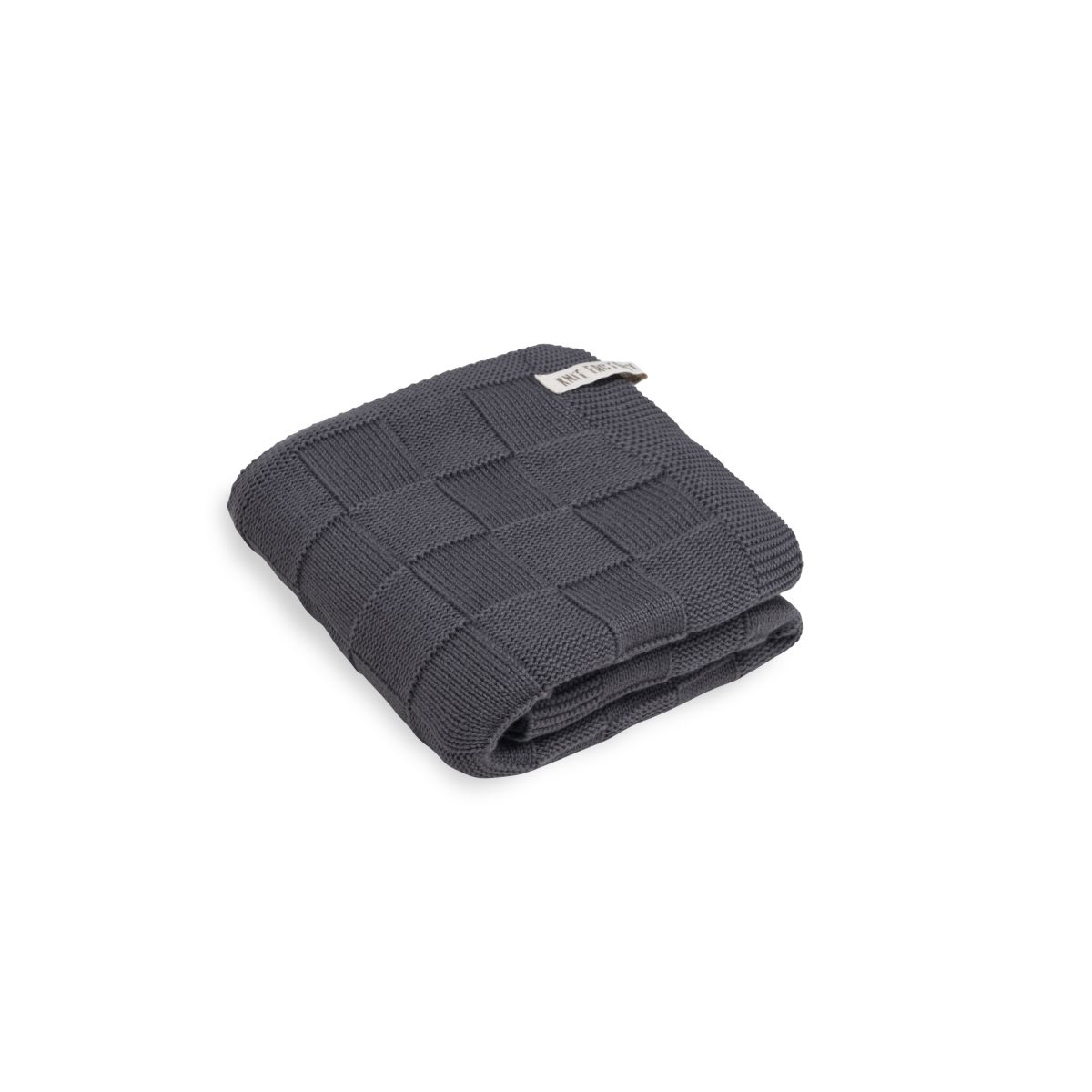 towel ivy anthracite 60x110