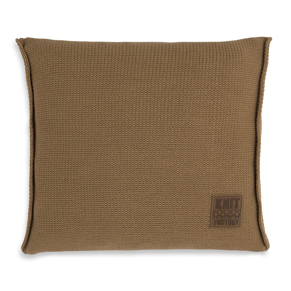 uni cushion 50x50 new camel