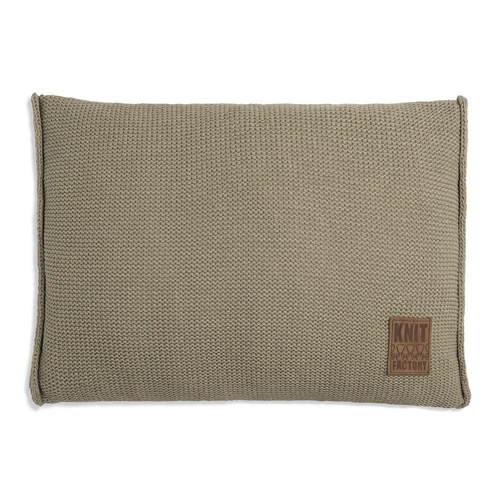 uni cushion 60x40 olive