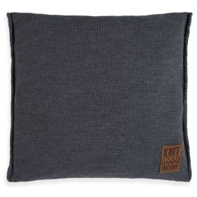Uni Cushion Anthracite - 50x50