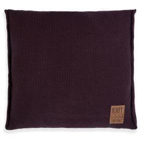 Uni Cushion Aubergine - 50x50