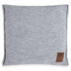 Uni Cushion Light Grey - 50x50