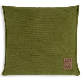 Uni Cushion Moss Green - 50x50