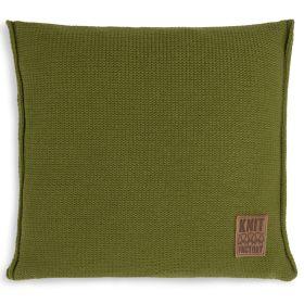 Uni Cushion Moss Green - 50x50