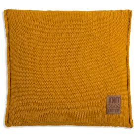 Uni Cushion Ochre - 50x50